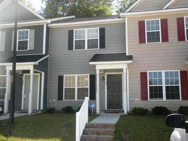 307 Doris Place Drive, Jacksonville, NC 28540 (MLS #80177413) :: Century 21 Sweyer & Associates