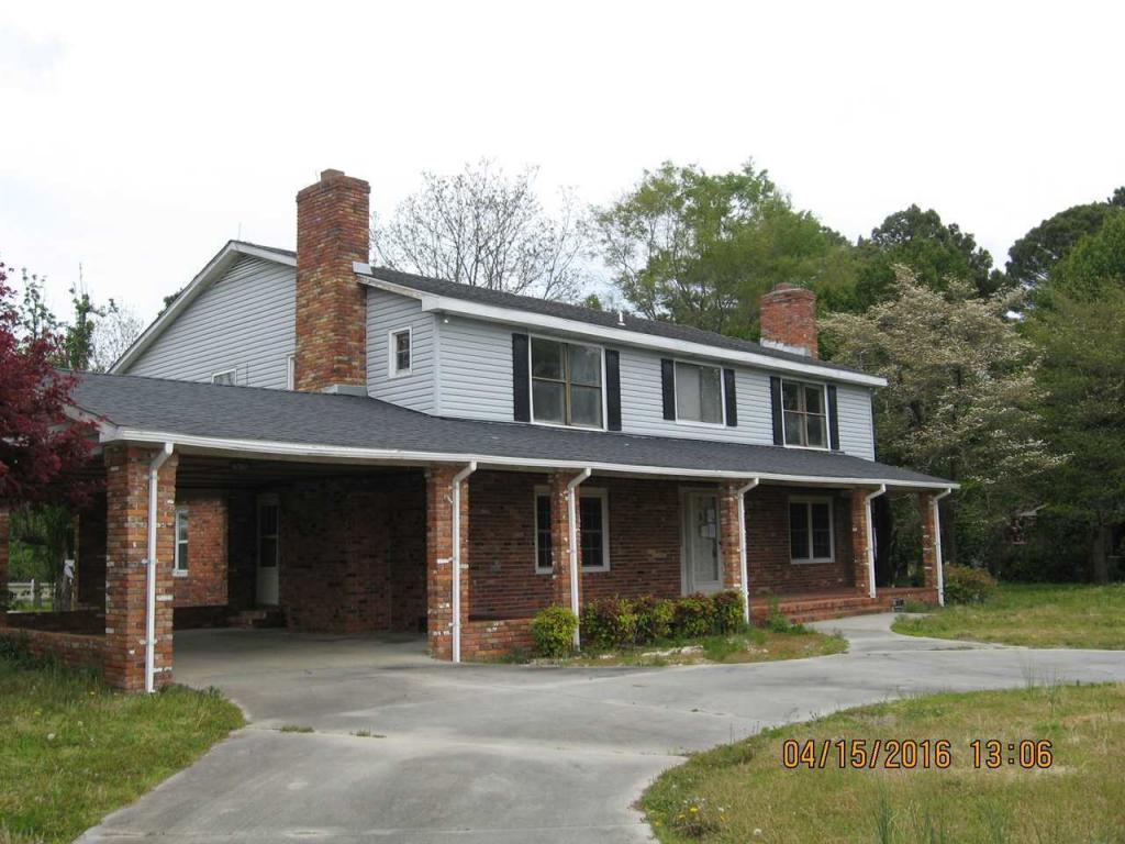 1794 W Nc Highway #41, Trenton, NC 28585 (MLS #80177495) :: Century 21 Sweyer & Associates