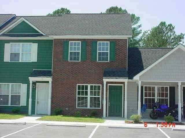 60-5 Rainbow Drive, Jacksonville, NC 28546 (MLS #80177503) :: Century 21 Sweyer & Associates