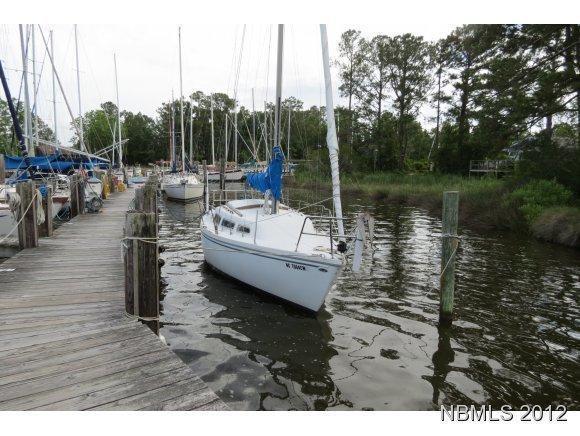 0 Off Sl44 Harbour Way, Oriental, NC 28571 (MLS #90086224) :: Century 21 Sweyer & Associates