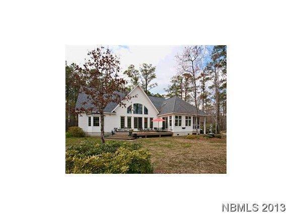 769 Bent Tree Road, Oriental, NC 28571 (MLS #90089564) :: Century 21 Sweyer & Associates