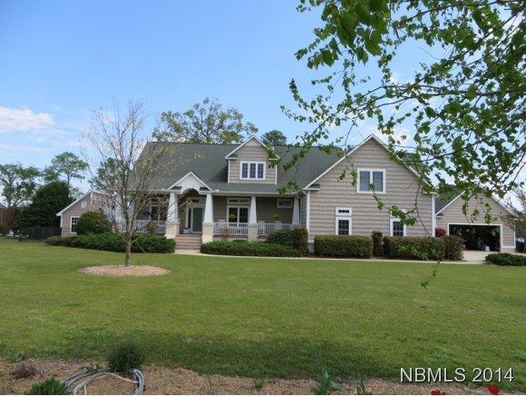 680 Goose Creek Road, New Bern, NC 28562 (MLS #90093871) :: Century 21 Sweyer & Associates