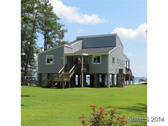 465 Blue Heron Drive, Bayboro, NC 28515 (MLS #90095332) :: Century 21 Sweyer & Associates