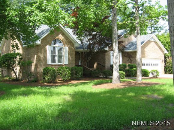 1242 Pine Valley Drive, New Bern, NC 28562 (MLS #90099513) :: Century 21 Sweyer & Associates