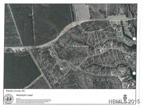 Tract E&F Plantation Parkway, Oriental, NC 28571 (MLS #90100064) :: Century 21 Sweyer & Associates