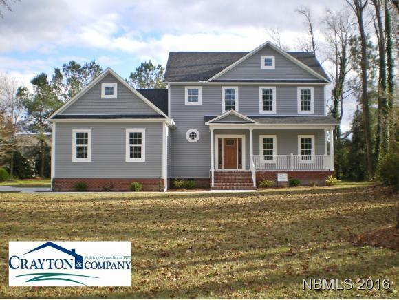 209 Barkside Lane, New Bern, NC 28562 (MLS #90100344) :: Century 21 Sweyer & Associates