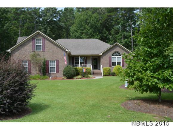 127 Wildflower Way, Pollocksville, NC 28573 (MLS #90100842) :: Century 21 Sweyer & Associates