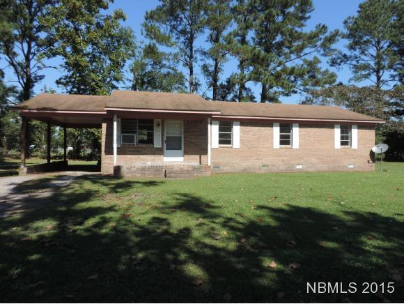 285 Mccotter Road, Bayboro, NC 28515 (MLS #90101827) :: Century 21 Sweyer & Associates