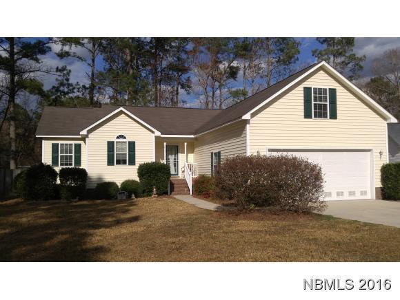 105 Sandpiper Court, New Bern, NC 28562 (MLS #90102752) :: Century 21 Sweyer & Associates