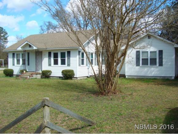 1403 Nc 306 Highway S, Grantsboro, NC 28529 (MLS #90103034) :: Century 21 Sweyer & Associates