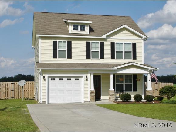 349 Richlands Road, Trenton, NC 28585 (MLS #90103653) :: Century 21 Sweyer & Associates