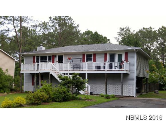 5311 Trade Winds Road, New Bern, NC 28560 (MLS #90103925) :: Century 21 Sweyer & Associates