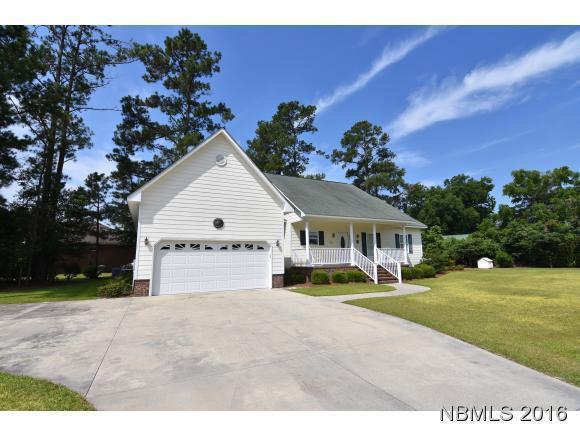 122 Trent Acres Drive, Pollocksville, NC 28573 (MLS #90104340) :: Century 21 Sweyer & Associates