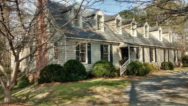 1306 Dunbar Drive, Laurinburg, NC 28352 (MLS #96036112) :: David Cummings Real Estate Team