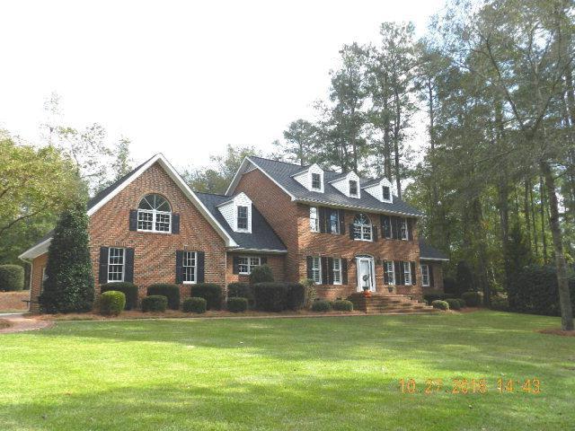 12701 Coble Drive, Laurinburg, NC 28352 (MLS #96036393) :: Century 21 Sweyer & Associates