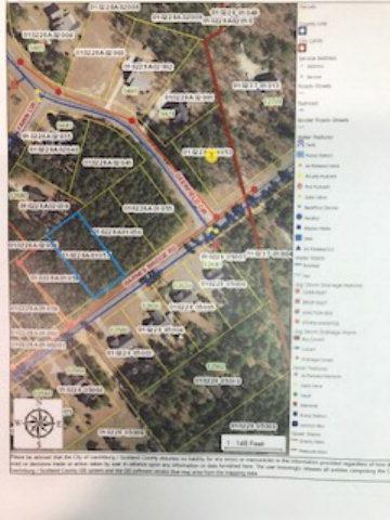 Lot-57 Barnes Bridge Road, Laurinburg, NC 28352 (MLS #96036631) :: Coldwell Banker Sea Coast Advantage