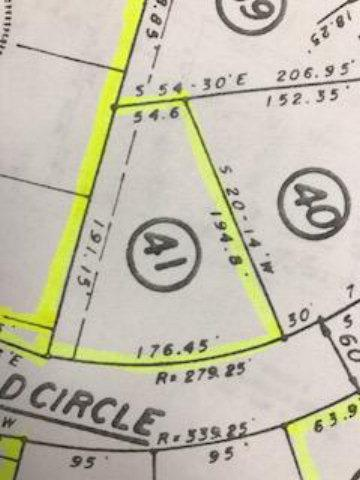 Lot-41 Deerfield Circle, Laurinburg, NC 28352 (MLS #96036635) :: Coldwell Banker Sea Coast Advantage