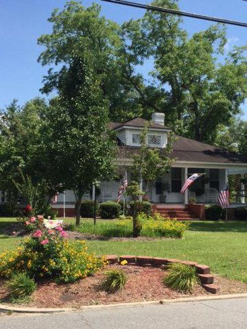 6080 Main Street, Gibson, NC 28343 (MLS #96036658) :: Century 21 Sweyer & Associates