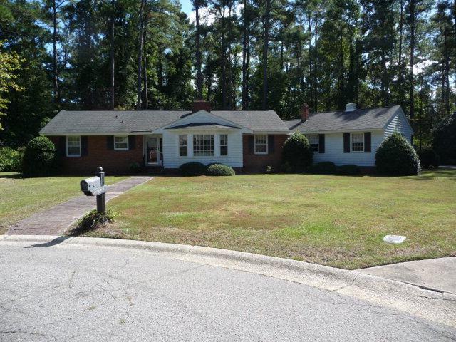 1103 Taylor Circle, Laurinburg, NC 28352 (MLS #96036774) :: The Keith Beatty Team