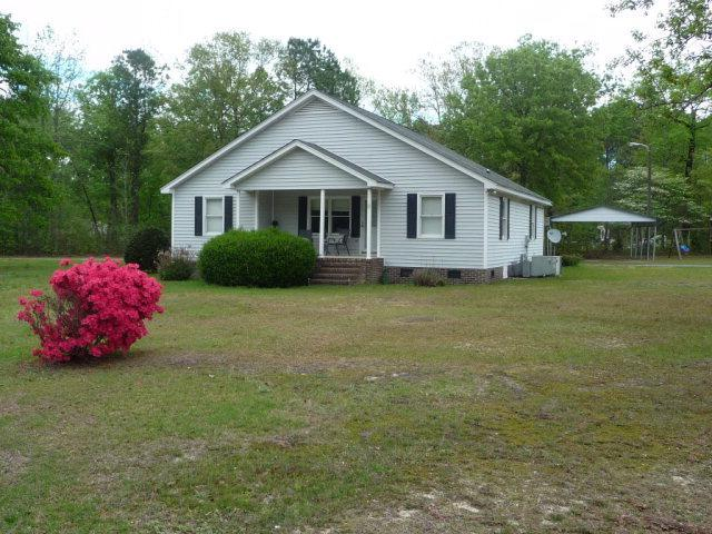 11360 Dove Street, Laurinburg, NC 28352 (MLS #96036986) :: Terri Alphin Smith & Co.