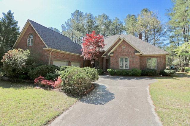 16480 Lakeshore Drive, Wagram, NC 28396 (MLS #96036989) :: RE/MAX Essential