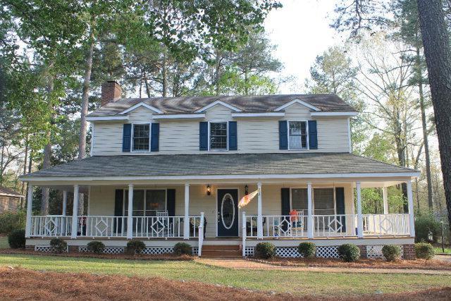 12820 S Pine Villa Drive, Laurinburg, NC 28352 (MLS #96037029) :: Century 21 Sweyer & Associates