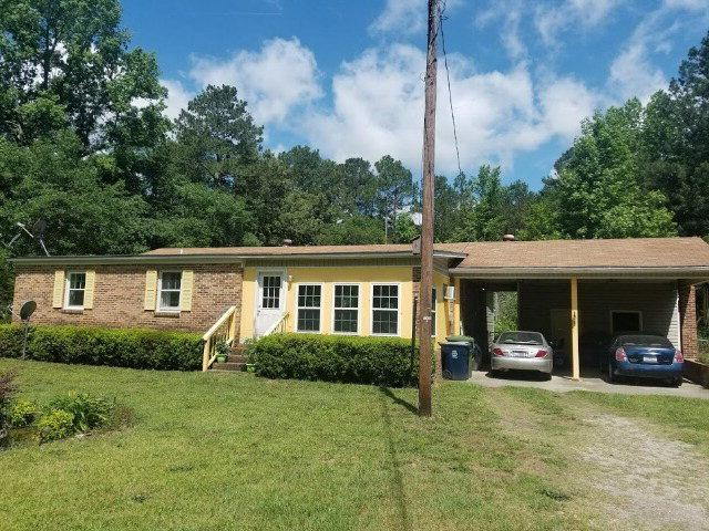 25242 Hillcreek Road, Wagram, NC 28396 (MLS #96037033) :: Century 21 Sweyer & Associates