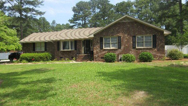 12861 Lennox Avenue, Laurinburg, NC 28352 (MLS #96037052) :: Vance Young and Associates