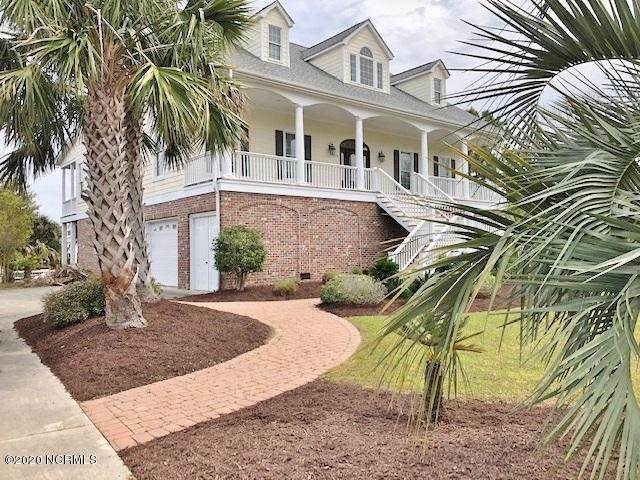 108 Inlet Point Drive, Wilmington, NC 28409 (MLS #100181326) :: Frost Real Estate Team
