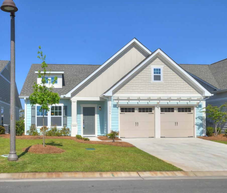 3360 Drift Tide Way, Southport, NC 28461 (MLS #100001228) :: Century 21 Sweyer & Associates