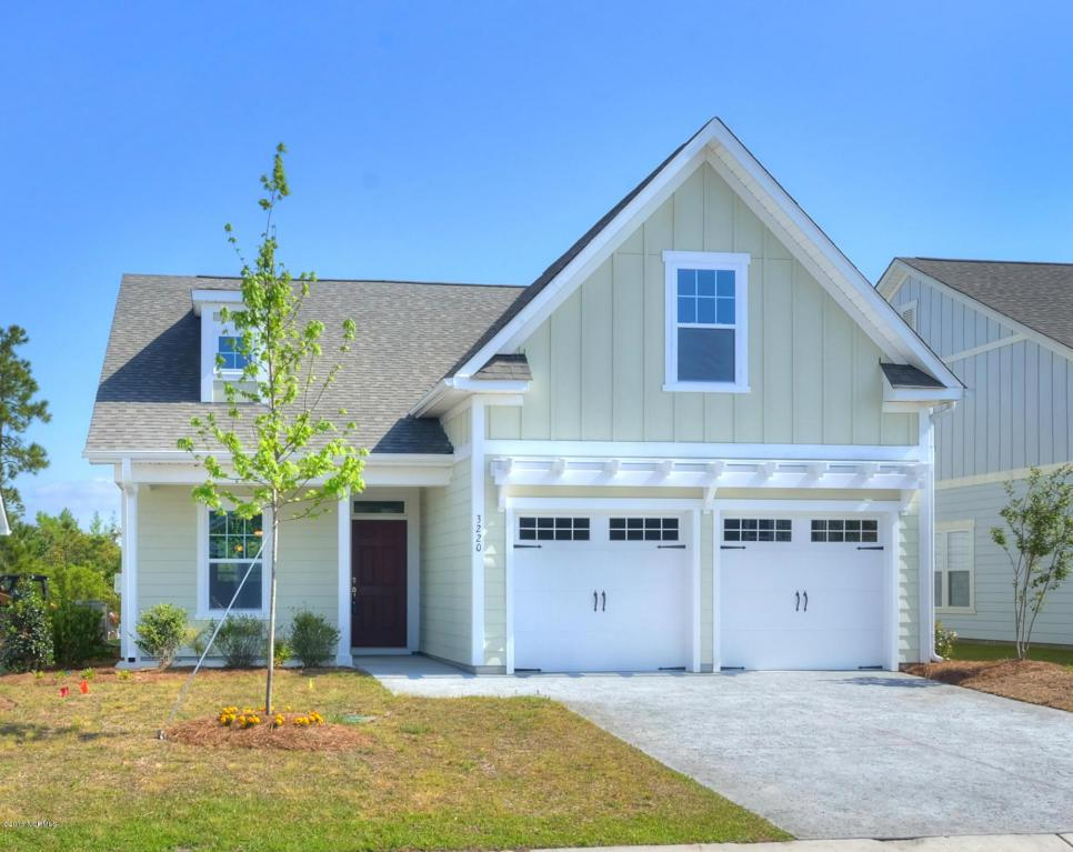 3220 Inland Cove Drive, Southport, NC 28461 (MLS #100001278) :: Century 21 Sweyer & Associates