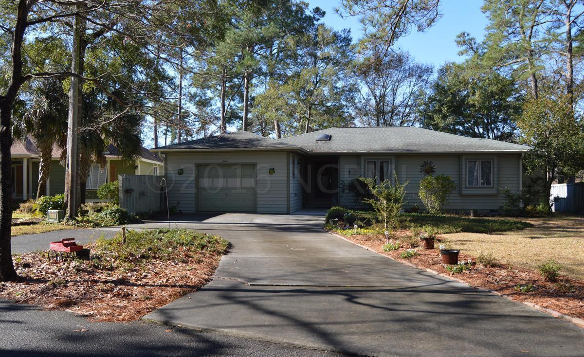 7 Gate 6, Carolina Shores, NC 28467 (MLS #100001350) :: Century 21 Sweyer & Associates