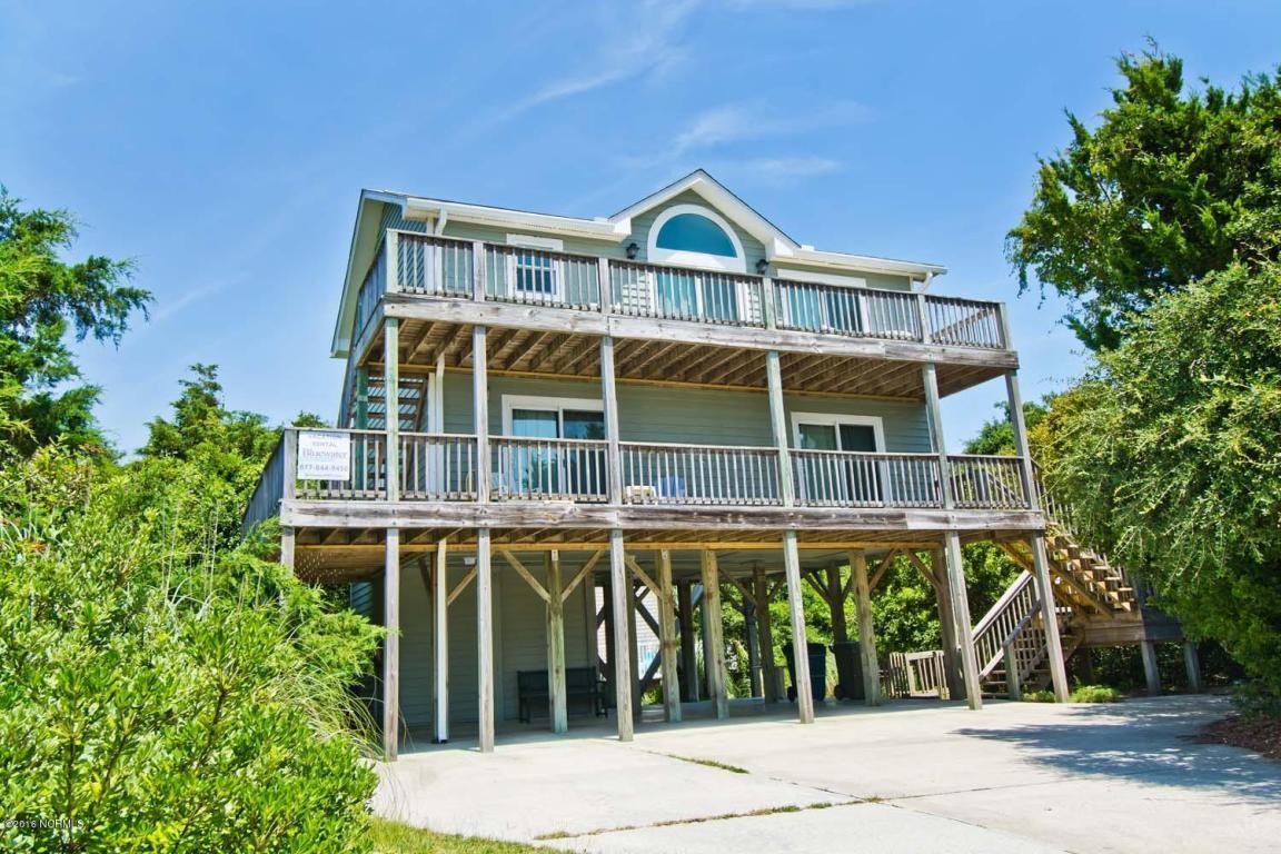 104 Rhett Street, Emerald Isle, NC 28594 (MLS #100002603) :: Century 21 Sweyer & Associates