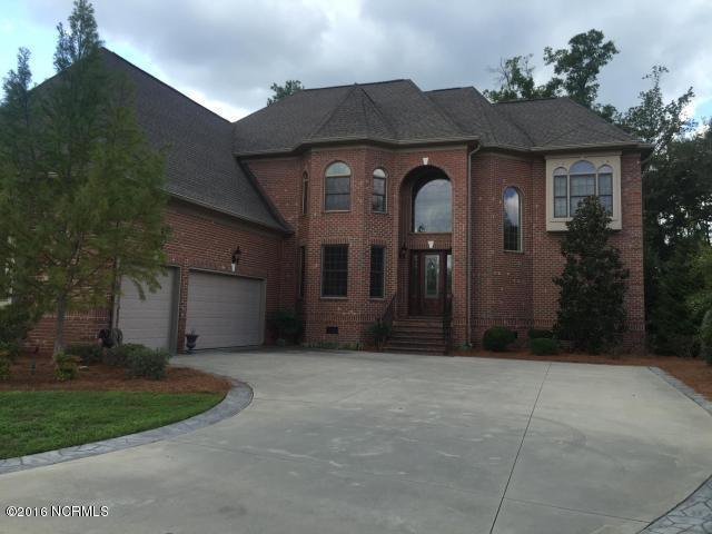 305 Grande Oak Boulevard W, Lumberton, NC 28358 (MLS #100002744) :: Century 21 Sweyer & Associates