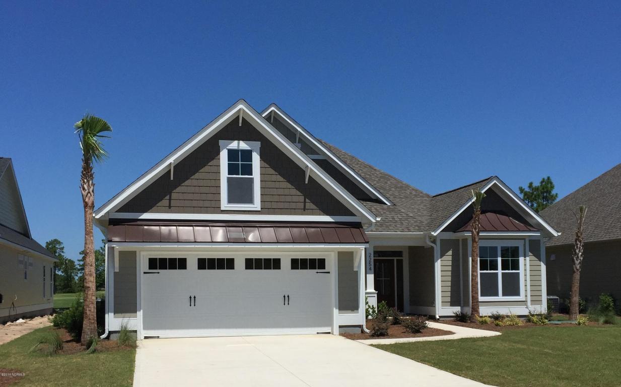 2254 Cross Pointe Court NE, Leland, NC 28451 (MLS #100002814) :: Century 21 Sweyer & Associates