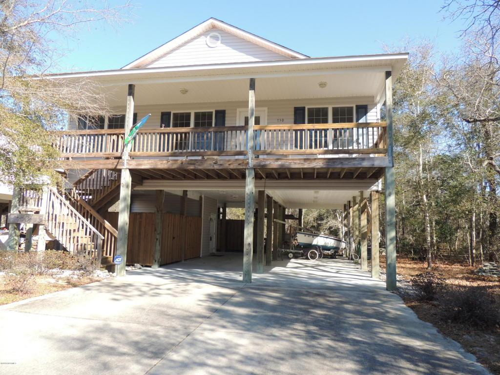 130 NW 1st Street, Oak Island, NC 28465 (MLS #100003362) :: Century 21 Sweyer & Associates