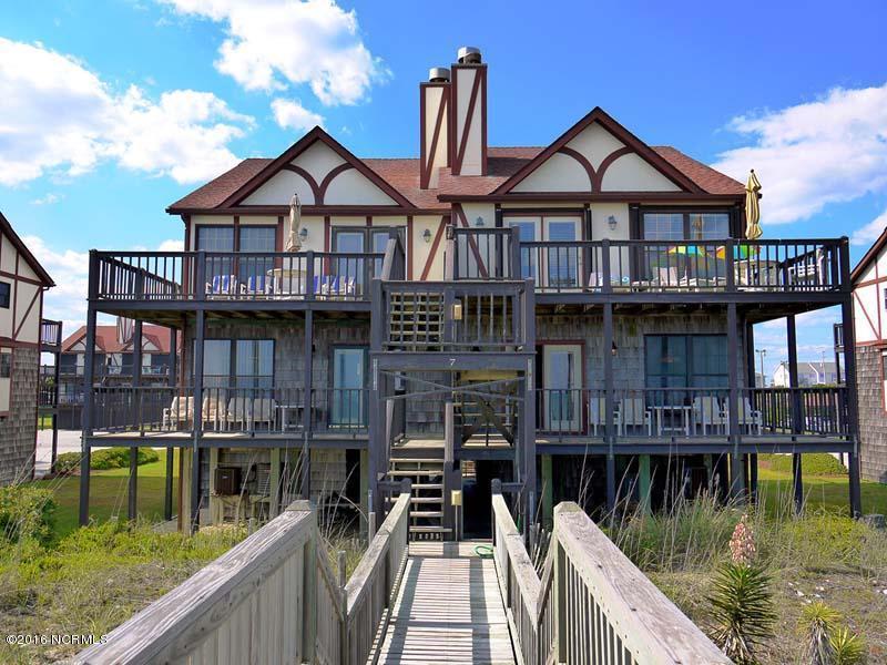 2513 Ocean Drive 7-A1, Emerald Isle, NC 28594 (MLS #100003830) :: Century 21 Sweyer & Associates