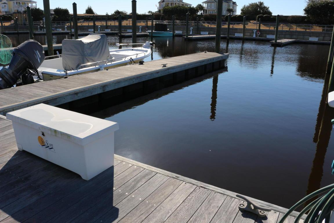42 Seascape Marina Slip 42 SW B42, Supply, NC 28462 (MLS #100003918) :: Century 21 Sweyer & Associates