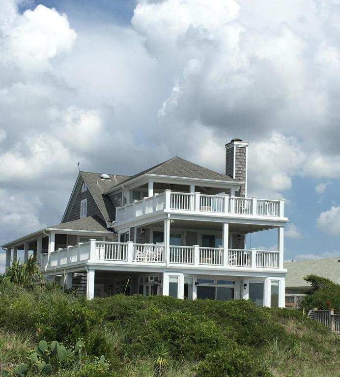 813 S Lumina Avenue S, Wrightsville Beach, NC 28480 (MLS #100004160) :: Century 21 Sweyer & Associates