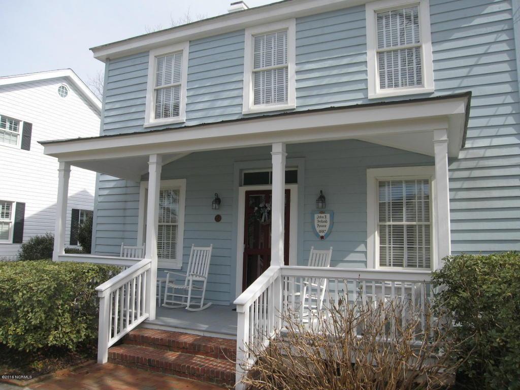 214 Orange Street, Beaufort, NC 28516 (MLS #100004888) :: Century 21 Sweyer & Associates