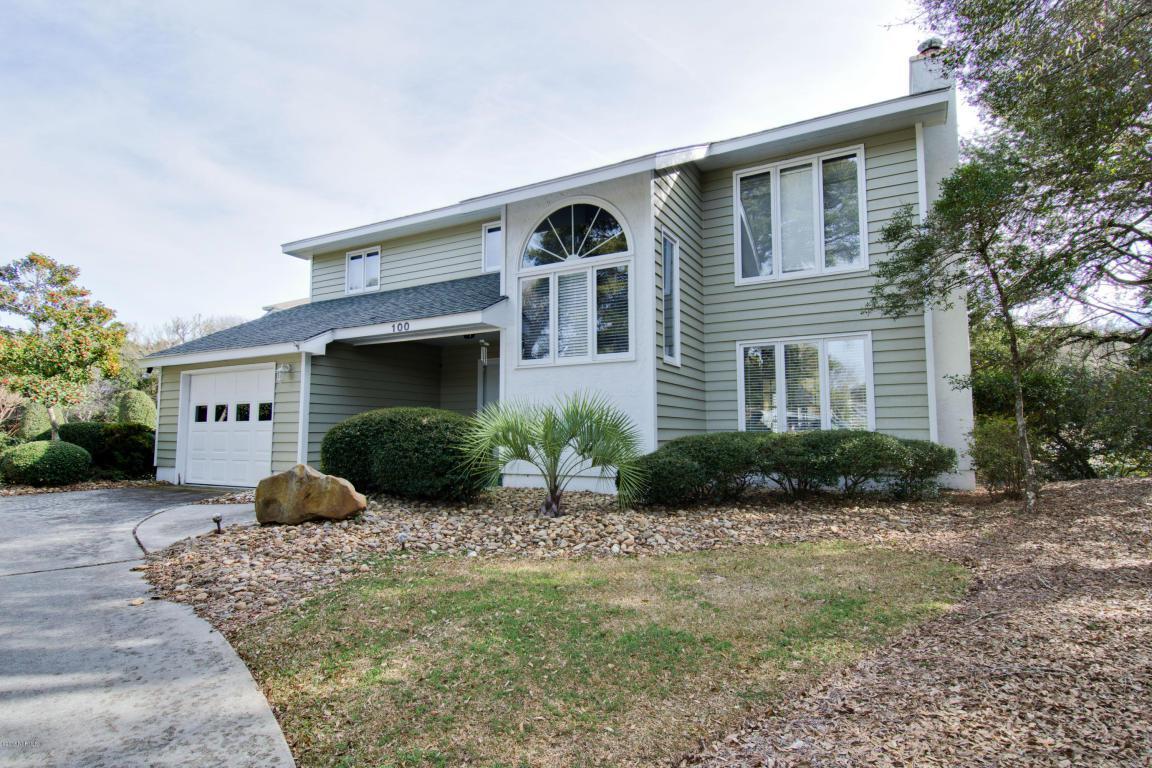100 Windjammer Cove, Emerald Isle, NC 28594 (MLS #100005370) :: Century 21 Sweyer & Associates
