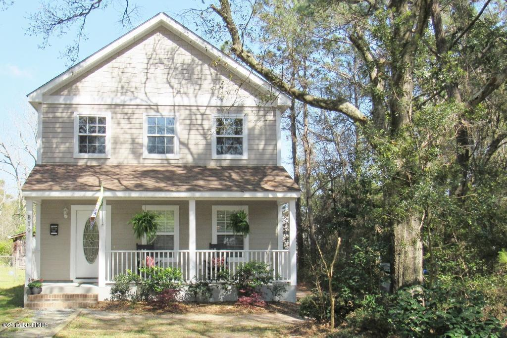 810 N Caswell Avenue, Southport, NC 28461 (MLS #100005944) :: Century 21 Sweyer & Associates