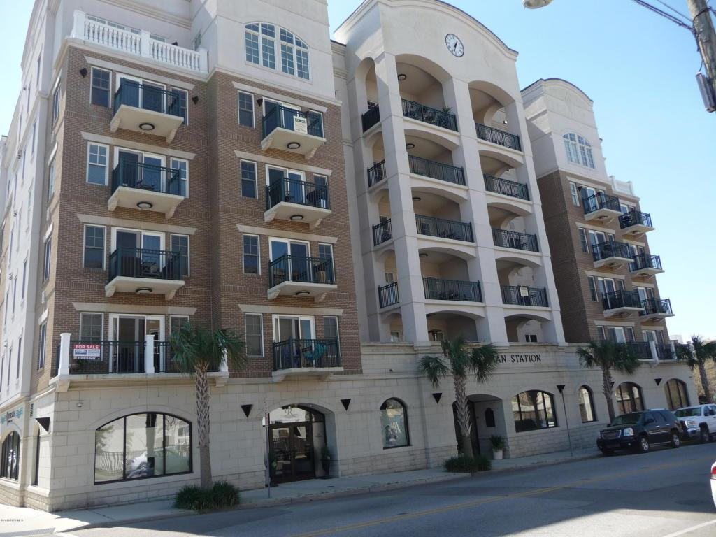 124 Walnut Street #208, Wilmington, NC 28401 (MLS #100006150) :: Century 21 Sweyer & Associates