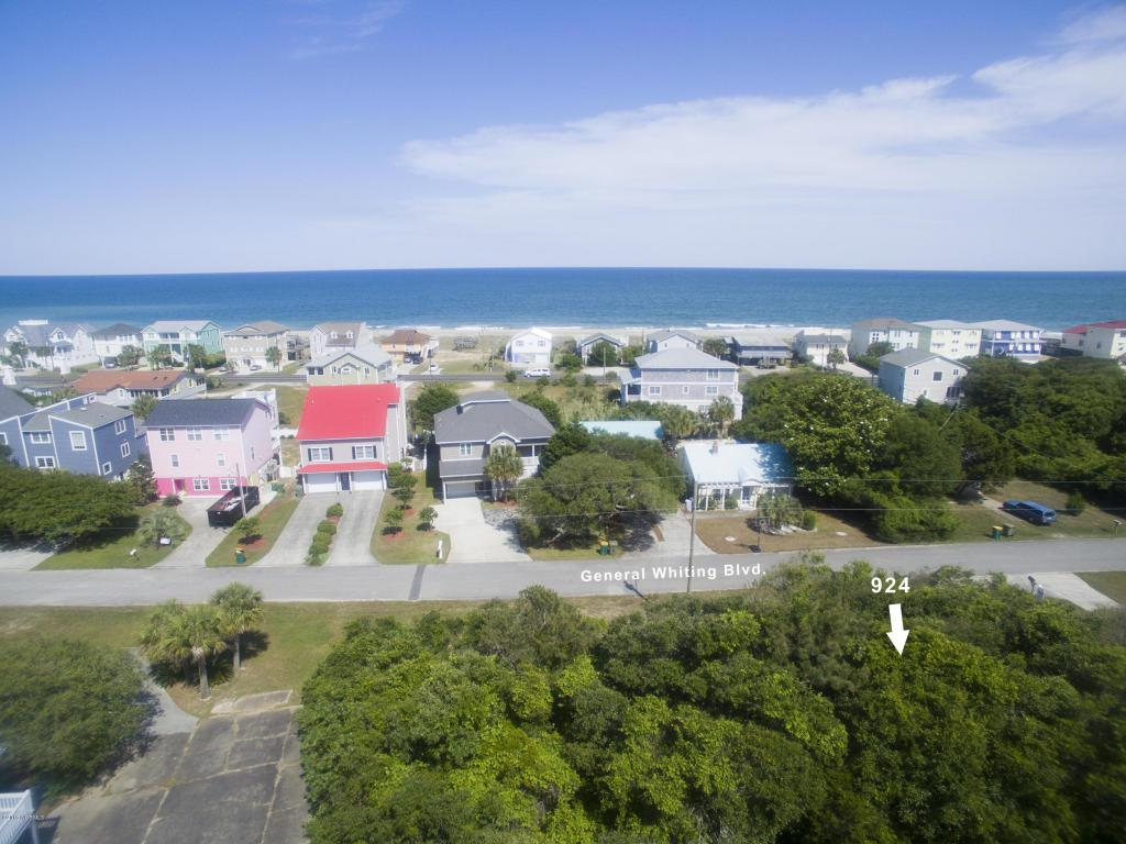 924 General Whiting Boulevard, Kure Beach, NC 28449 (MLS #100006190) :: Century 21 Sweyer & Associates