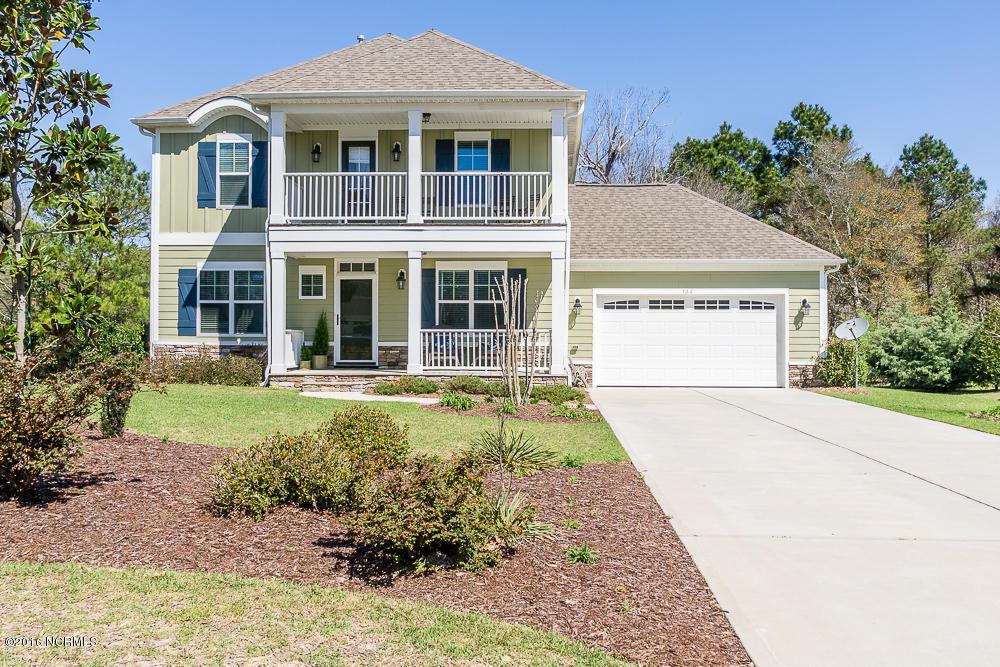 304 Marsh Island Drive, Cedar Point, NC 28584 (MLS #100006265) :: Century 21 Sweyer & Associates