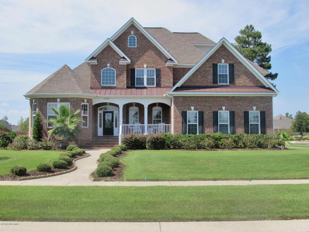1254 Lillibridge Drive, Leland, NC 28451 (MLS #100006963) :: Century 21 Sweyer & Associates
