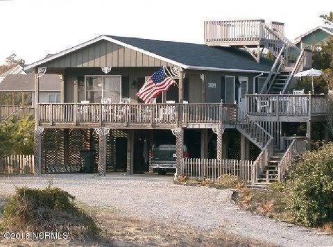 2623 E Pelican Drive, Oak Island, NC 28465 (MLS #100007352) :: Century 21 Sweyer & Associates