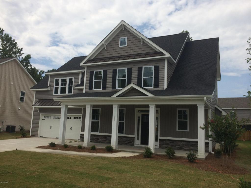 1136 Lt Congleton Road, Wilmington, NC 28409 (MLS #100007489) :: Century 21 Sweyer & Associates