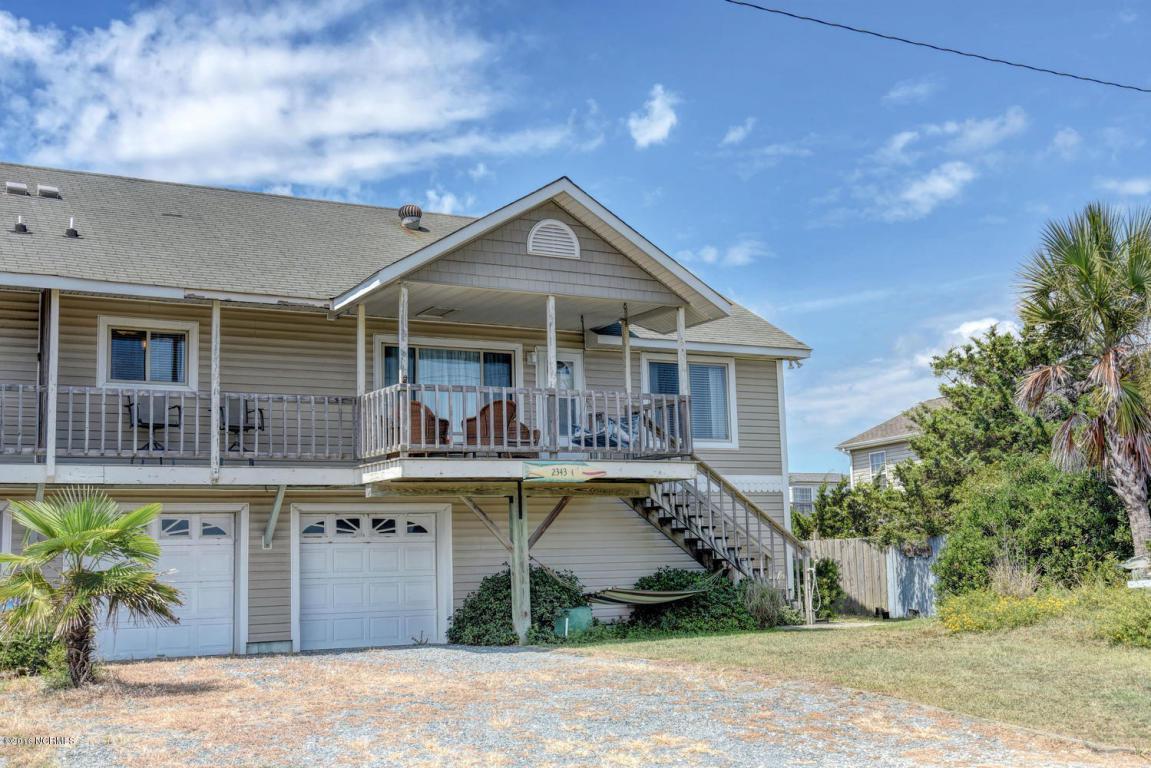 2343 New River Inlet Rd, North Topsail Beach, NC 28460 (MLS #100008003) :: Century 21 Sweyer & Associates