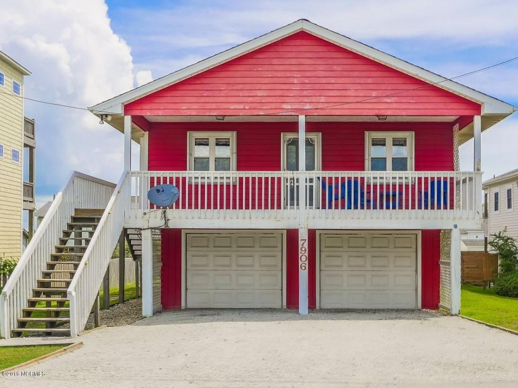 7906 7th Avenue, North Topsail Beach, NC 28460 (MLS #100008200) :: Century 21 Sweyer & Associates